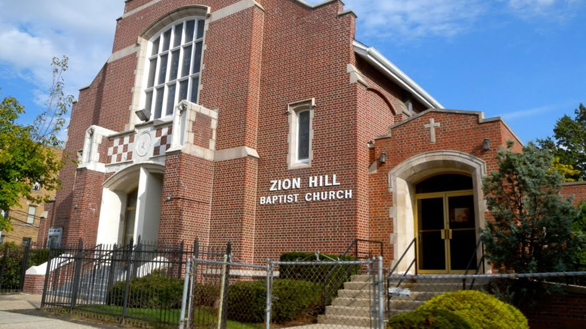 Zion Hill Baptist Church: Church, Church Rental and Bible Studies in Hillside, Union and West Orange