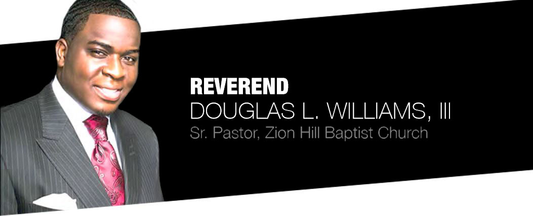 Reverend Douglas Lenears Williams, III
